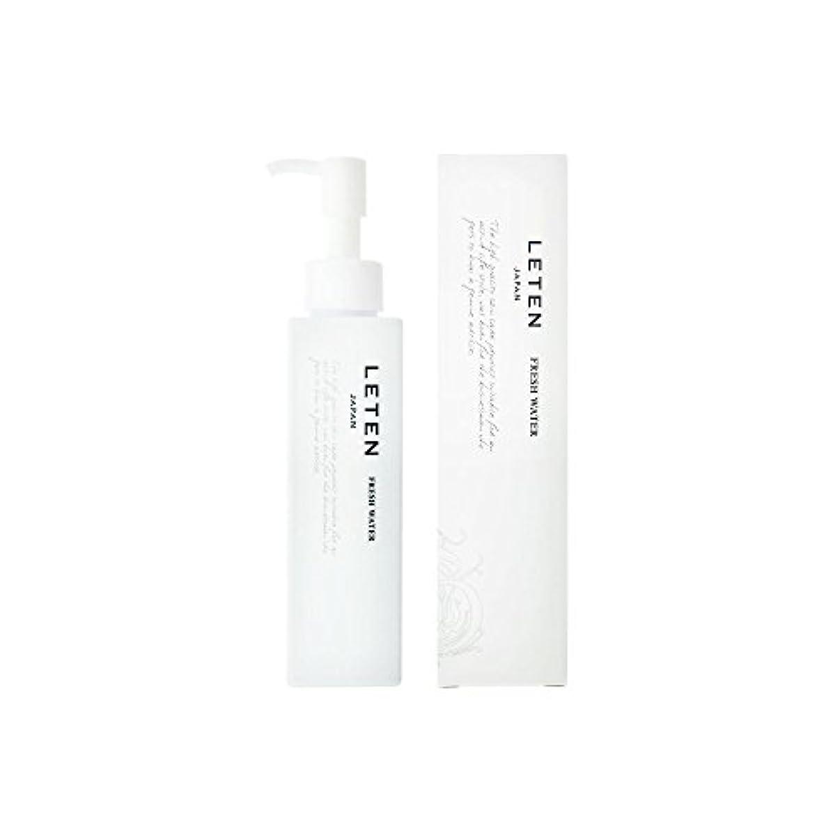 乱用塗抹セージレテン (LETEN) フレッシュウォーター 150ml 化粧水 敏感肌