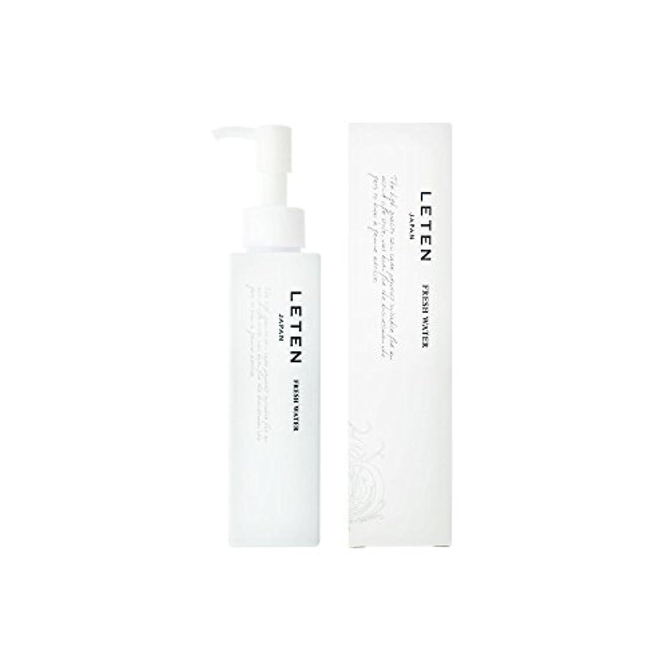 看板お風呂を持っているチャンバーレテン (LETEN) フレッシュウォーター 150ml 化粧水 敏感肌