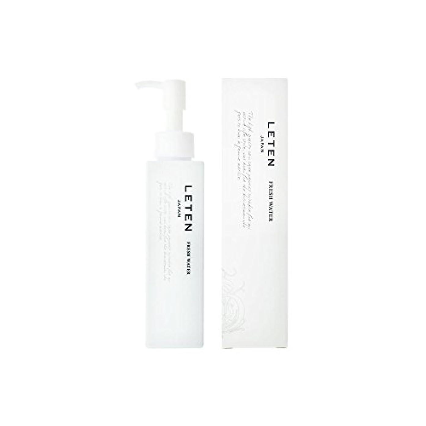 バング置くためにパック取り消すレテン (LETEN) フレッシュウォーター 150ml 化粧水 敏感肌