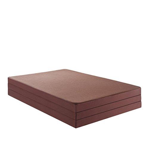 S&E 三つ折り 低反発マットレス ベッドマット 体圧...