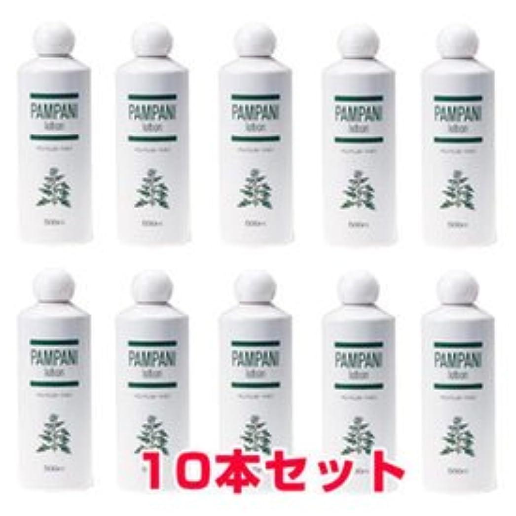 肌今までキャラバンパンパニローション(PAMPANI) 【500ml×10本セット】