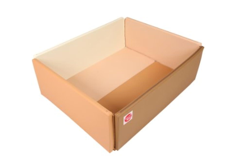 フォルダウェイ Foldaway サークルマット グランド 108×148×54(cm) バニラココ f36-vanilla