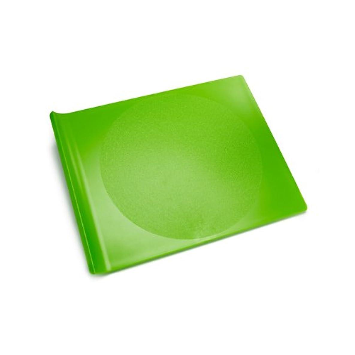 力メンタル礼儀プラスチック、LG、Grn、カットボード、14 x 11の( 4個パック)