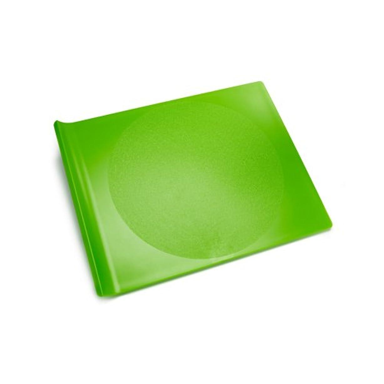 直立フィードオンバイオリニストプラスチック、LG、Grn、カットボード、14 x 11の( 4個パック)