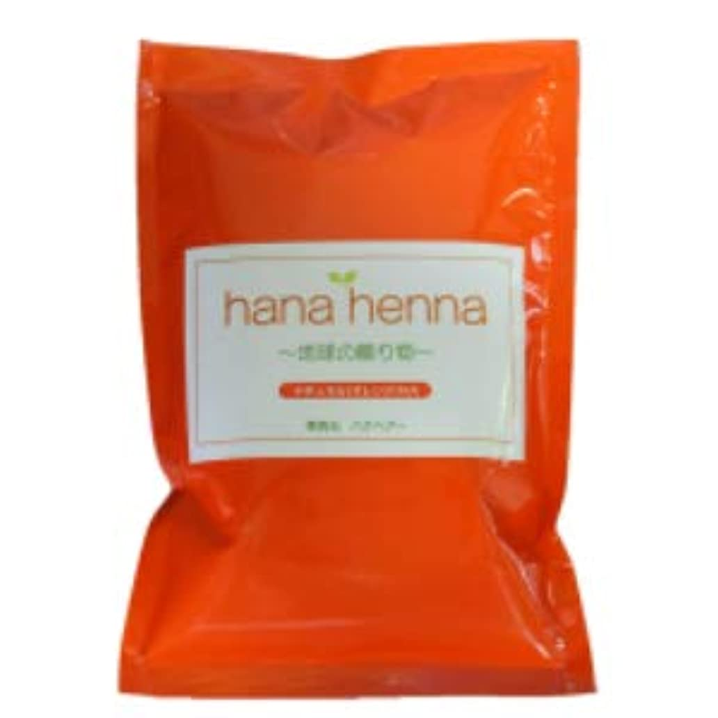 好き職人居間hana henna ハナヘナ ナチュラル(オレンジ)100g