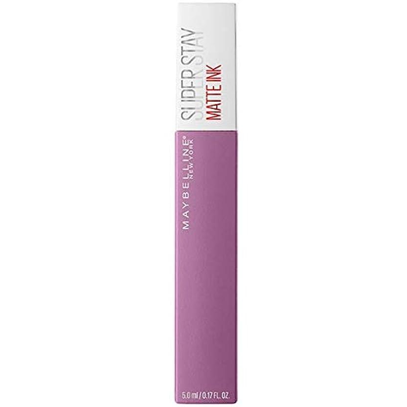 余剰雨いろいろ[Maybelline ] メイベリンSuperstayマットインク100哲学者 - Maybelline Superstay Matte Ink 100 Philosopher [並行輸入品]