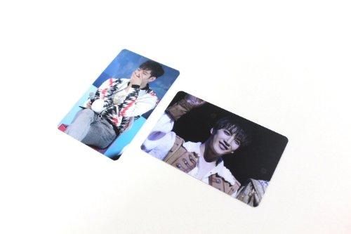 【ファンサイト / 写真集】 2PM Jun.K ジュンス 「95」 (写真集 2冊 / ブロマイド 1枚 / トレカ 2枚)