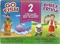 Go Fish & Bible Trivia Card Games [並行輸入品]