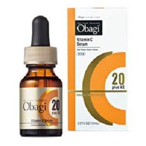 ロート製薬 オバジ C20 セラム 15ml 美容液