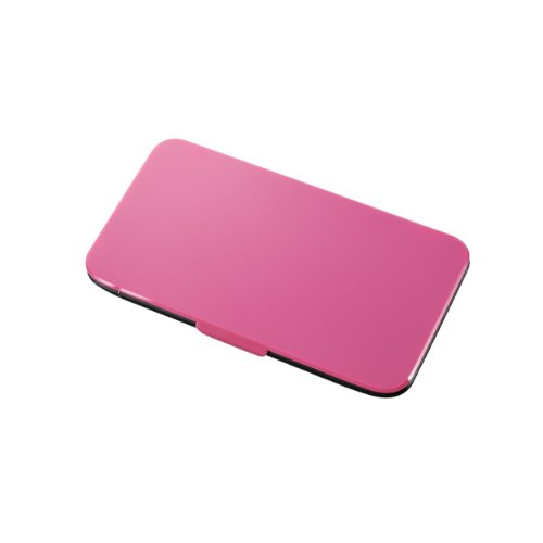 ELECOM コンパクトBluetoothキーボード iPhone5/4S/4用 英字配列 ピンク TK-FBP029EPN
