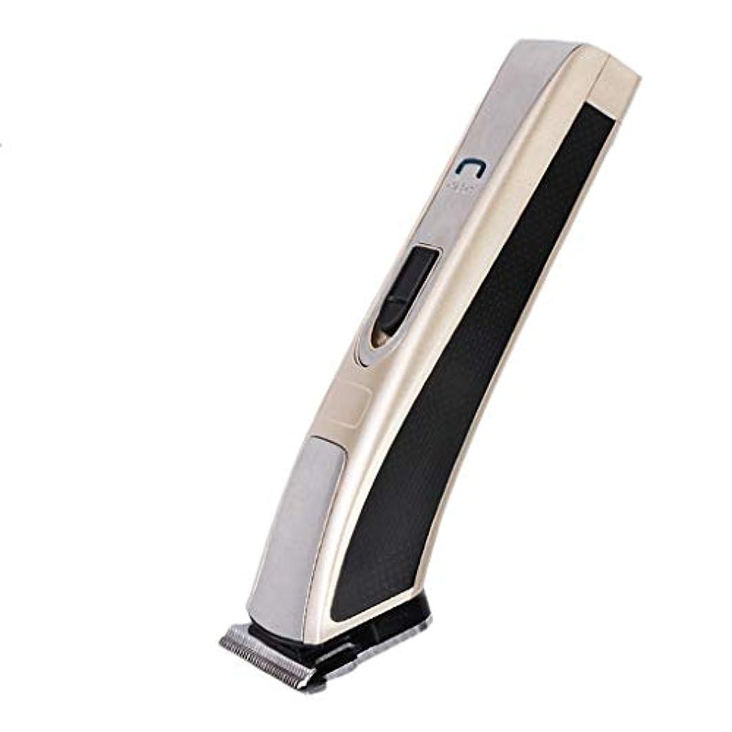 何か手数料雨RENRUIRUI- メンズバリカンプロコードレスバリカン バリカンかみそりトリマーキット 充電式ミュート 理髪用かみそりトリマー 老人子供