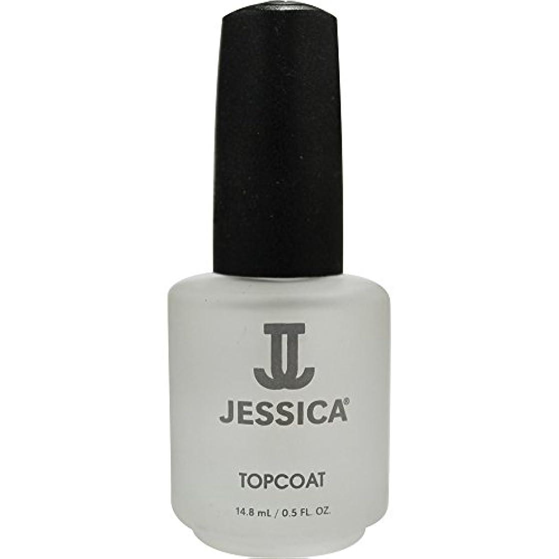 いつも交流する災難JESSICA トップコート 14.8ml