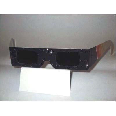 【太陽観測】 2012年日食記念 直視用日食メガネ (EU標準規格)