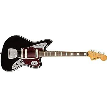 Squier by Fender エレキギター Classic Vibe '70s Jaguar®, Laurel Fingerboard, Black