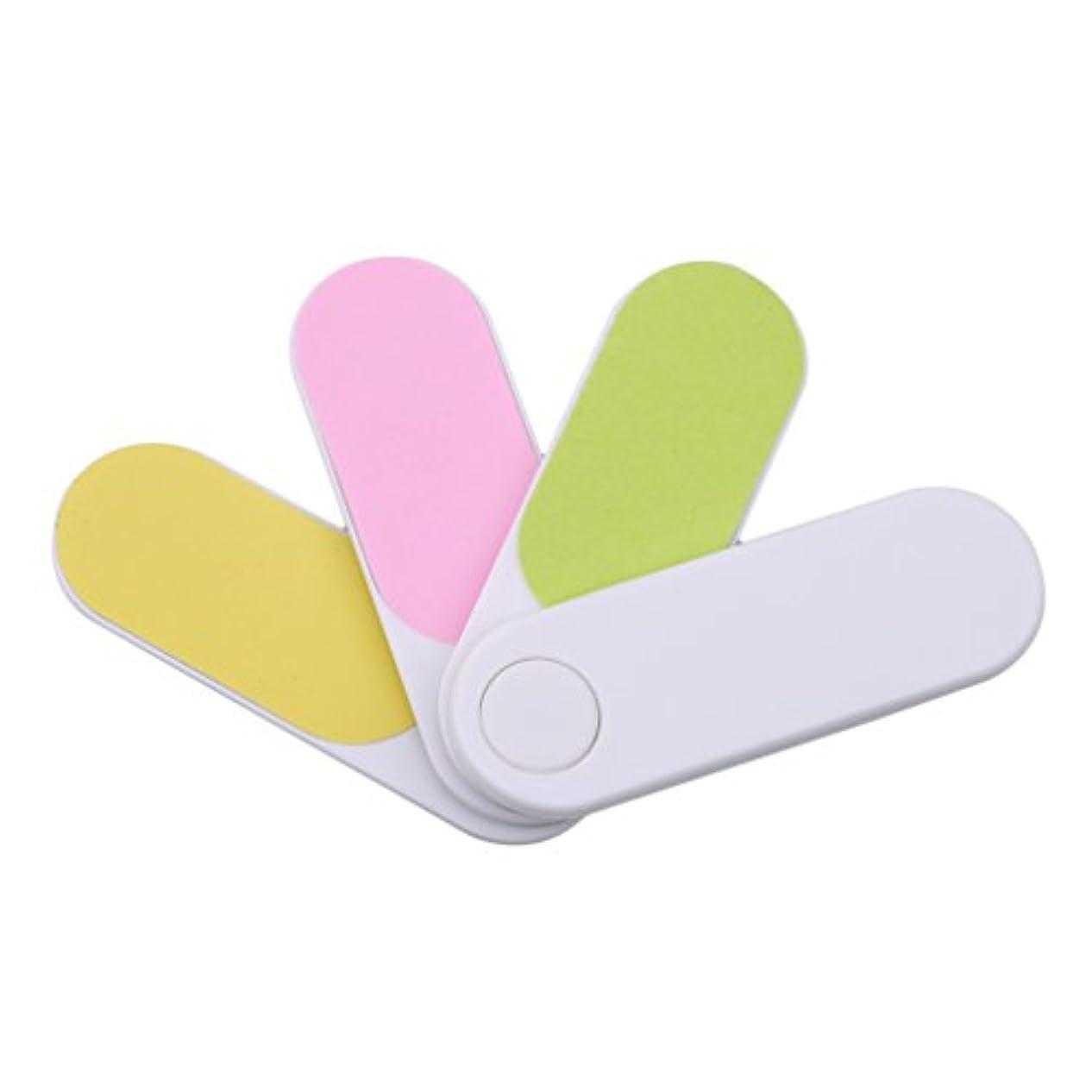 忍耐書くチャンピオンシップHKUN 爪やすり 爪磨き ネイルケア プラスチック製 ミニサイズ