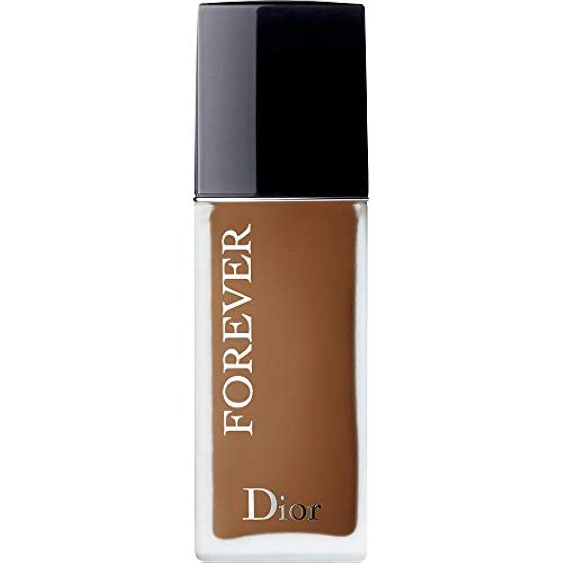 助手軍団忠実な[Dior ] ディオール永遠皮膚思いやりの基盤Spf35 30ミリリットルの7N - ニュートラル(つや消し) - DIOR Forever Skin-Caring Foundation SPF35 30ml 7N -...