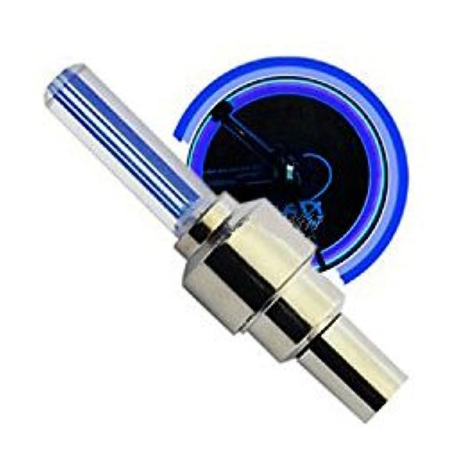 時期尚早郵便屋さん無実【まとめ 10セット】 ITPROTECH LED バルブエアーキャップ/ブルー YT-LEDCAP/BL