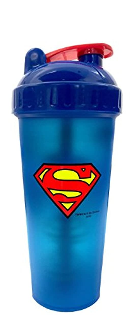 ティーンエイジャーわかりやすい弁護Perfect Shaker Hero Series Superman Shaker Cup, 28 oz (800ml) by Perfect Impressions