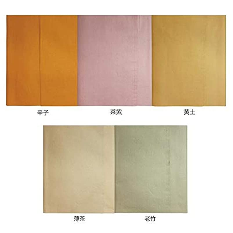 天才ピラミッド自分の漢字用加工紙 祥雲 半切 10枚?505AA