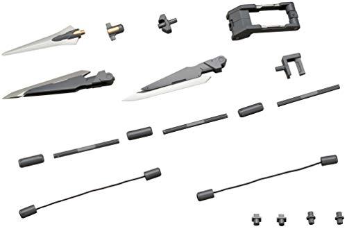 M.S.G モデリングサポートグッズ ウェポンユニット11 トライデントスピア 全長約204mm NONスケール プラモデル