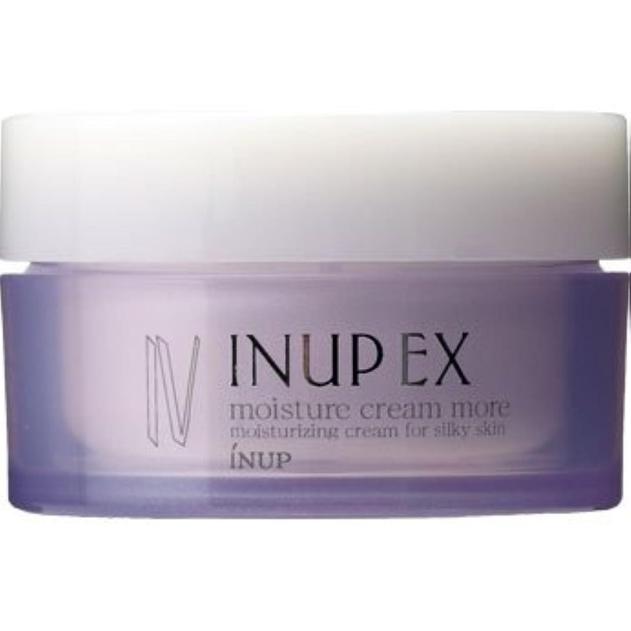 決めます故意の含めるインナップEX 保湿クリーム (潤い効果アップ) モイスチャークリーム MD (スパチュラ付)[弱酸性] 30g