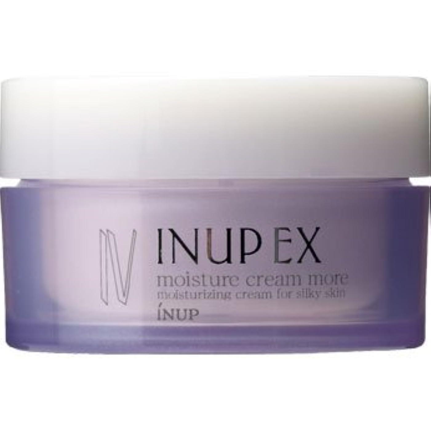 呼び出す皮肉つまずくインナップEX 保湿クリーム (潤い効果アップ) モイスチャークリーム MD (スパチュラ付)[弱酸性] 30g