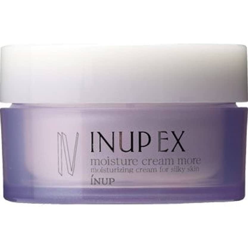じゃない刺繍州インナップEX 保湿クリーム (潤い効果アップ) モイスチャークリーム MD (スパチュラ付)[弱酸性] 30g