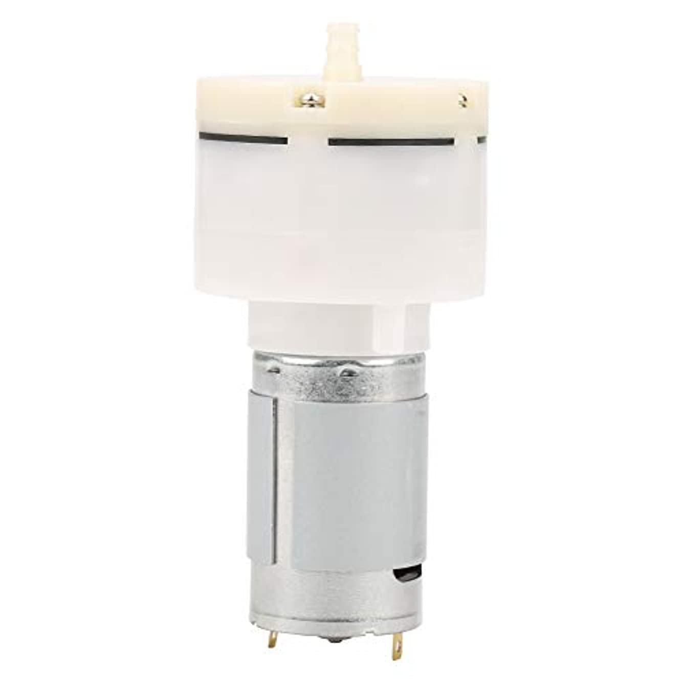 何かポールくつろぎ真空ポンプミニスモール低ノイズ短い充填時間空気真空吸引ポンプDC12V