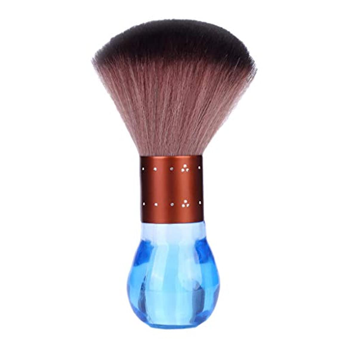 政令サラダシンプトンプロサロン散髪美容ソフトブラシ首ダスト除去クリーニングブラシ