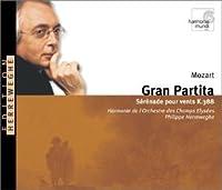 Mozart:Serenade Gran Partita