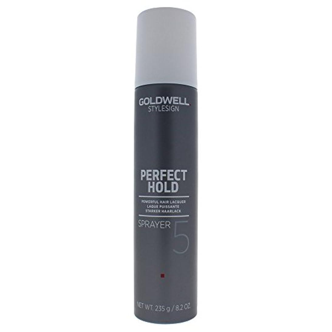 適性反映するバリーGoldwell 女性のヘアスプレー用Stylesignヘアーラッカースプレー5、8.19オンス 8.2オンス