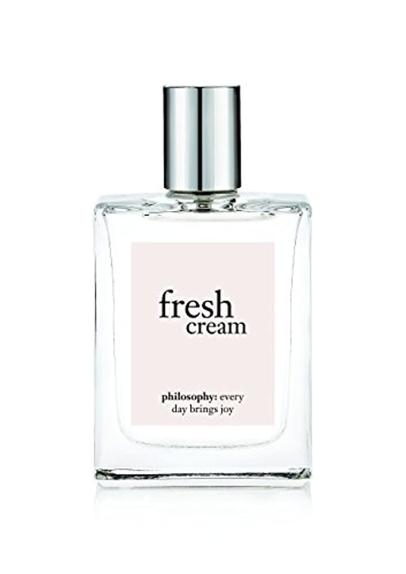 Philosophy Fresh Cream Spray Fragrance Eau De Toilette - 2 Oz. (並行輸入品)