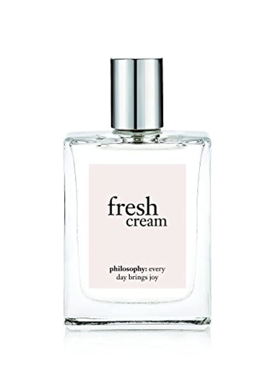 許容休憩する謝罪Philosophy Fresh Cream Spray Fragrance Eau De Toilette - 2 Oz. (並行輸入品)