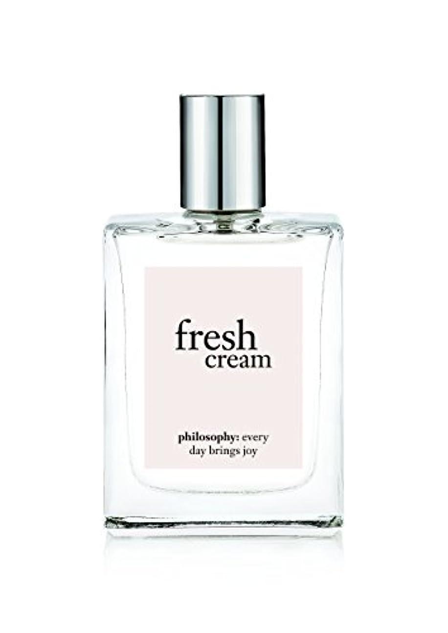 階層ピクニック表面的なPhilosophy Fresh Cream Spray Fragrance Eau De Toilette - 2 Oz. (並行輸入品)