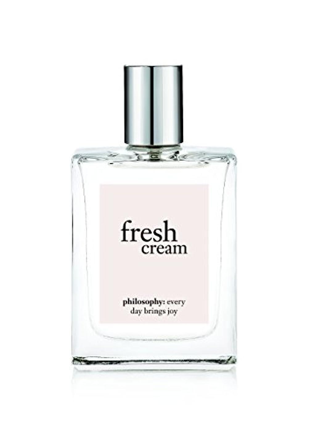 一握り遠近法関連するPhilosophy Fresh Cream Spray Fragrance Eau De Toilette - 2 Oz. (並行輸入品)