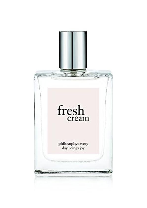雰囲気ぞっとするような執着Philosophy Fresh Cream Spray Fragrance Eau De Toilette - 2 Oz. (並行輸入品)