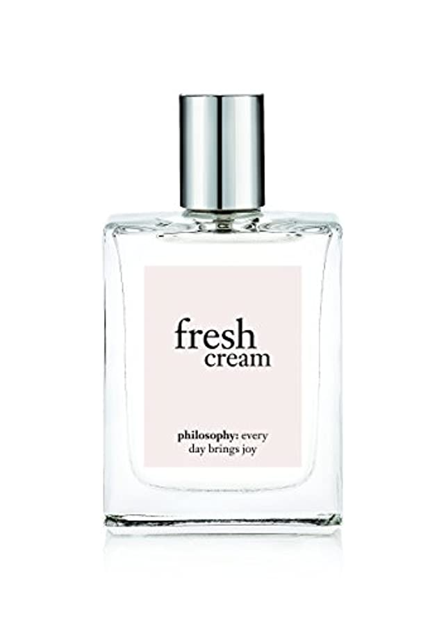 上下する筋肉のとにかくPhilosophy Fresh Cream Spray Fragrance Eau De Toilette - 2 Oz. (並行輸入品)
