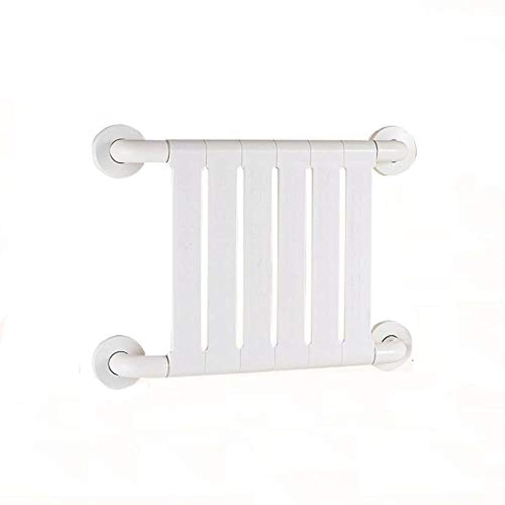 内部北方近代化する滑り止め防錆抗菌手すり高齢者障害者用アームレスト妊娠中の女性バスルームトイレバスルームの安全ハンドル (Color : 白)