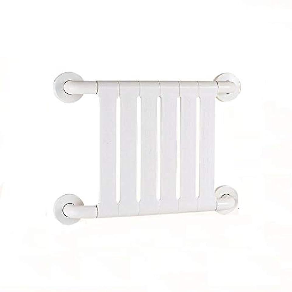 ほとんどの場合ブラシ素晴らしい良い多くの滑り止め防錆抗菌手すり高齢者障害者用アームレスト妊娠中の女性バスルームトイレバスルームの安全ハンドル (Color : 白)