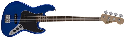 Squier by Fender エレキベース Affinity Series Jazz Bass, Imperial Blue