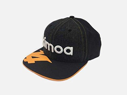 [해외]페르난도 알론소 KIMOA 키모아 2018 년 맥라렌 Hip-Hop 캡 모자 남성 new 신품/Fernando Alonso KIMOA Kimoa 2018 McLaren Hip-Hop cap hat Men`s new brand new