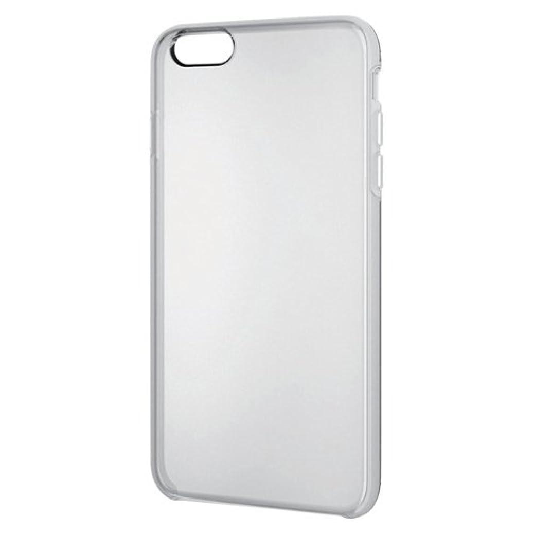 生態学コメントビンELECOM iPhone6S Plus iPhone6 Plus ハイブリッドケース クリア PM-A14LHVCCR