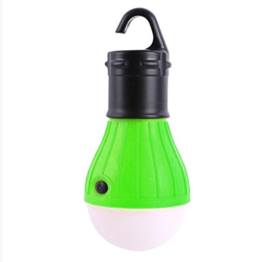 私ディレクトリマラドロイトアウトドア用ライト 釣り ランタン ランプ ポータブル 懐中電灯 釣り提灯 グリーン