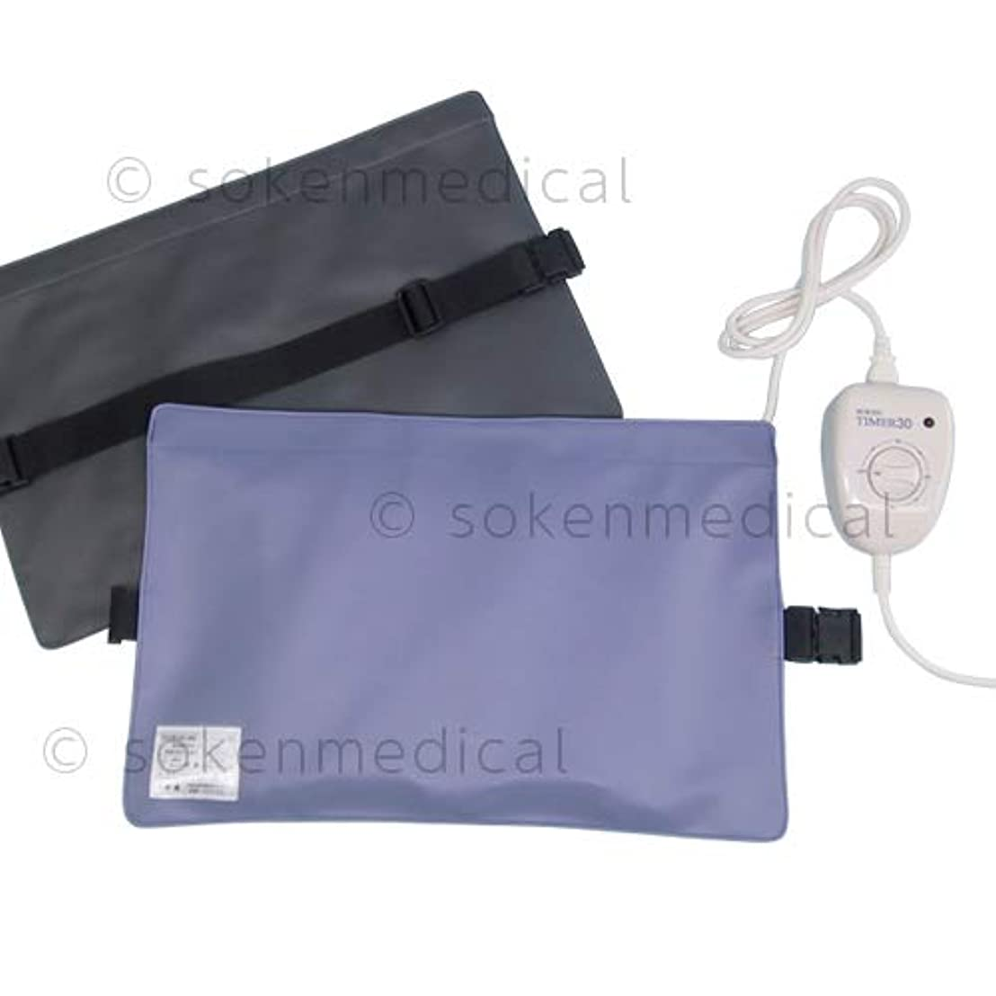 完璧掘る提案する電気磁気治療器「ソーケンリラックス」50Hz 血流を良くしてコリをほぐす効果抜群!