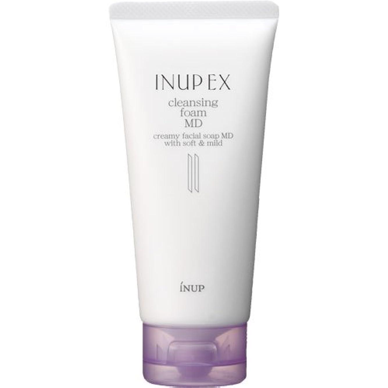 西部セント発行するインナップEX 洗顔料 フェイスウォッシュ クレンジングフォーム MD [弱酸性] 100g