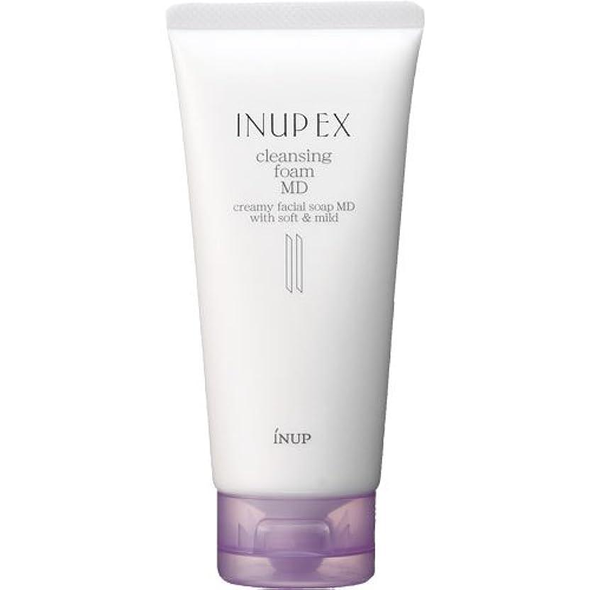 クリーク敵怠けたインナップEX 洗顔料 フェイスウォッシュ クレンジングフォーム MD [弱酸性] 100g