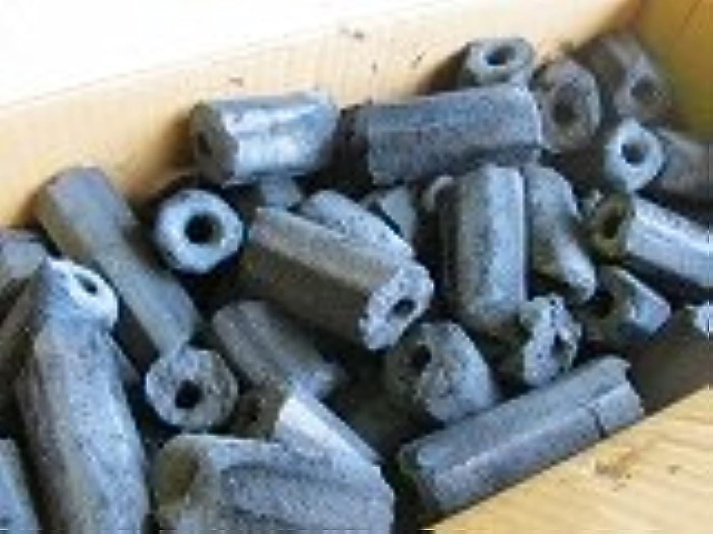 属性例示する破壊国産焼き物カット6箱60kg 国産伊予カットオガ備長炭