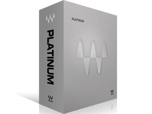 WAVES プラグインソフト Platinum バンドル (ウェーブス) 国内正規品
