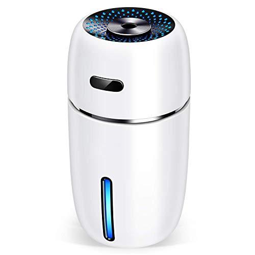 加湿器 卓上 アロマUSB オフィス 超音波式静音 小型 ミニ加湿器 乾燥/花粉症対策 車用加湿器 子供用除菌 12時間連続加湿 長時間 加湿 節電 省エネ