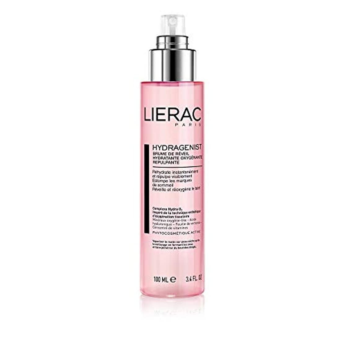 電子レンジビュッフェ練るリーラック Hydragenist Oxygenating Repumping Morning Moisturizing Mist 100ml/3.38oz並行輸入品